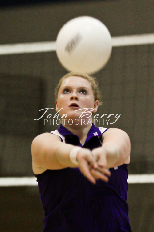 MCHS JV Volleyball .vs Strasburg.9/25/2008