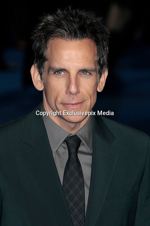 """Dec 9, 2014 - """"Night At The Museum: Secret Of The Tomb"""" - European Premiere - Red Carpet Arrivals at Empire,  Leicester Square, London<br /> <br /> Pictured: Ben Stiller <br /> ©Exclusivepix Media"""