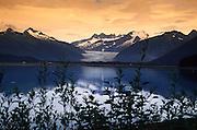 Mendenhall Glacier, Juneau, Alaska<br />