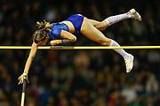 Anzhelika Sidorova (Authorised Neutral Athlete), Women's Pole Vault, during the IAAF Diamond League event at the King Baudouin Stadium, Brussels, Belgium on 6 September 2019.