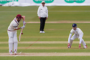 James Hildreth(Somerset County Cricket Club)in action during the LV County Championship Div 1 match between Durham County Cricket Club and Somerset County Cricket Club at the Emirates Durham ICG Ground, Chester-le-Street, United Kingdom on 9 June 2015. Photo by George Ledger.
