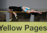 PRETORIA, SOUTH AFRICA, Friday 20 April 2012, Anika Smit in the women's high jump during the Yellow Pages Series 3 held at the Absa Tuks stadium..Photo by Roger Sedres/ImageSA/ASA