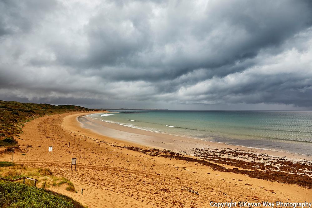 stormy day at Bancoora