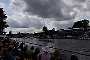 Henley on Thames, England, United Kingdom, 7th July 2019, Henley Royal Regatta, Finals Day, Henley Reach, [© Peter SPURRIER/Intersport Image]<br /> <br /> 15:07:31 1919 - 2019, Royal Henley Peace Regatta Centenary,