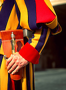 Swiss Guard, Vatican, Rome, Italy