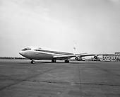 1974 - First TWA Flight Direct To Dublin.  (G68)
