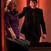 NLD/Haarlem/20121002- Opname AVRO's programma Maestro, jury,