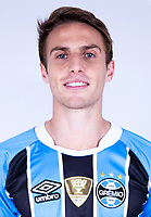 "Brazilian Football League Serie A / <br /> ( Gremio Foot-Ball Porto Alegrense ) - <br /> Matheus Simonete Bressaneli "" Bressan """