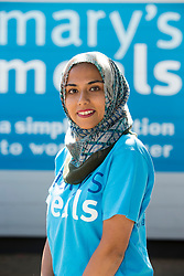 Fatima Khonat (Comms Officer). Three-day trip to Malawi with the charity Mary's Meals, June 26-29. 2016.