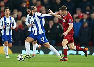 FC Porto at Liverpool 6 Mar 2018