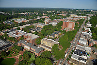 Aerial of North Campus looking southwest.