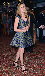 Laura Carmichael attends an exclusive charity preview screening of Downton Abbey on behalf of The Cinema and Television  Benevolent Fund  at The Empire, Leicester Square on Wednesday 17th September 2014
