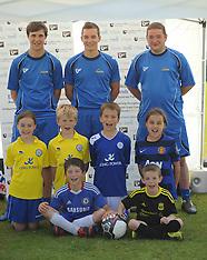 East Mids Soccer School 2012