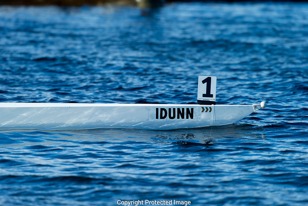 PLU UPS rowing, Saturday, March 24, 2018. (Photo/John Froschauer)