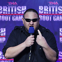 TNA BRITISH BOOT CAMP 2