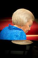 AMSTERDAM - Princess Beatrix of the Netherlands presented Wednesday, June 15th, 2016 Silver Carnations of the Prince Bernhard Culture in the Royal Palace in Amsterdam. Silver Carnations in 2016 are awarded to French and Lideke Peese Brinkhorst from Hawthorn, Jack Kooistra from Leeuwarden and Eric Zwijnenberg Alkmaar. COPYRIGHT ROBIN UTRECHT<br /> AMSTERDAM - Prinses Beatrix der Nederlanden reikt woensdag 15 juni 2016 de Zilveren Anjers van het Prins Bernhard Cultuurfonds uit in het Koninklijk Paleis Amsterdam. De Zilveren Anjers 2016 zijn toegekend aan Frans en Lideke Peese Binkhorst uit Doorn, Jack Kooistra uit Leeuwarden en Eric Zwijnenberg uit Alkmaar. COPYRIGHT ROBIN UTRECHT