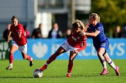 Ebony Salmon of Bristol City - Mandatory by-line: Ryan Hiscott/JMP - 29/09/2019 - FOOTBALL - SGS College Stoke Gifford Stadium - Bristol, England - Bristol City Women v Chelsea Women - FA Women's Super League