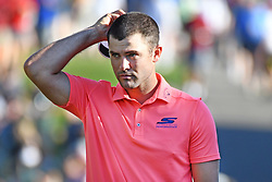 June 24, 2017 - Cromwell, Connecticut, U.S - Wessley Bryan during the third round of the Travelers Championship at TPC River Highlands in Cromwell, Connecticut. (Credit Image: © Brian Ciancio via ZUMA Wire)