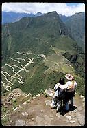10: MACHU PICCHU TOURISTS
