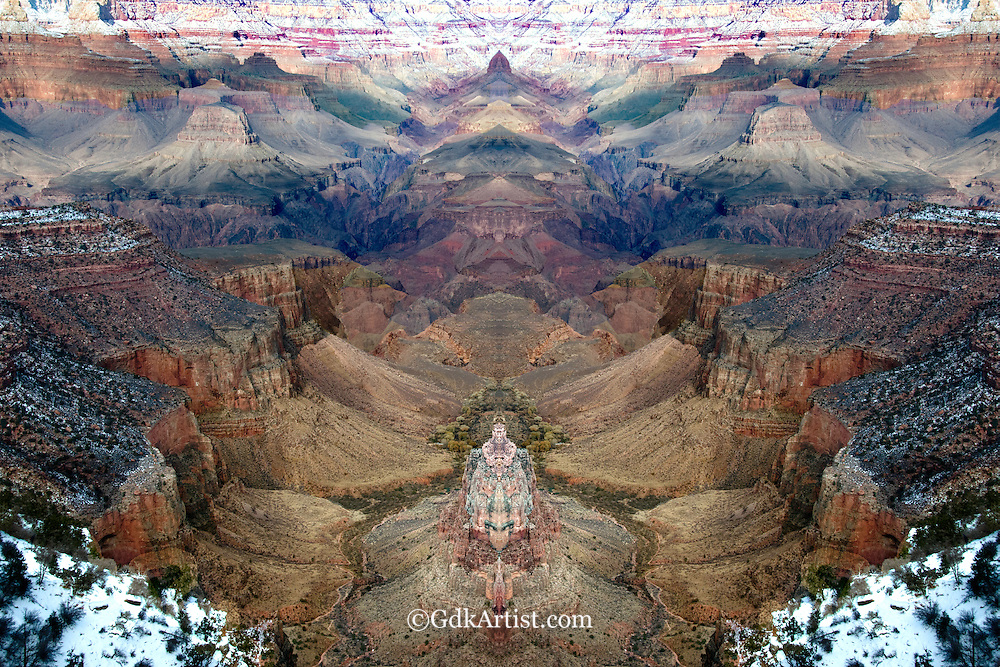 It has taken millions of years for water to cut the channels of the sacred Grand Canyon. The length of time it takes for water to carve passages and curves in the earth is similar to our evolutionary process as a species. Beauty is always being created, but we have to relish the process instead of try to rush it. Be gentle with yourself and have patience. Trust the divine timing.<br />