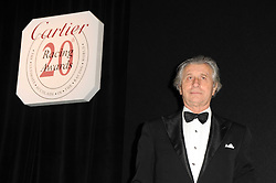 ARNAUD BAMBERGER Executive Chairman of Cartier UK at the 20th annual Cartier Racing Awards - the most prestigious award ceremony within European horseracing, held at The Dorchester Hotel, Park Lane, London on 16th November 2010.
