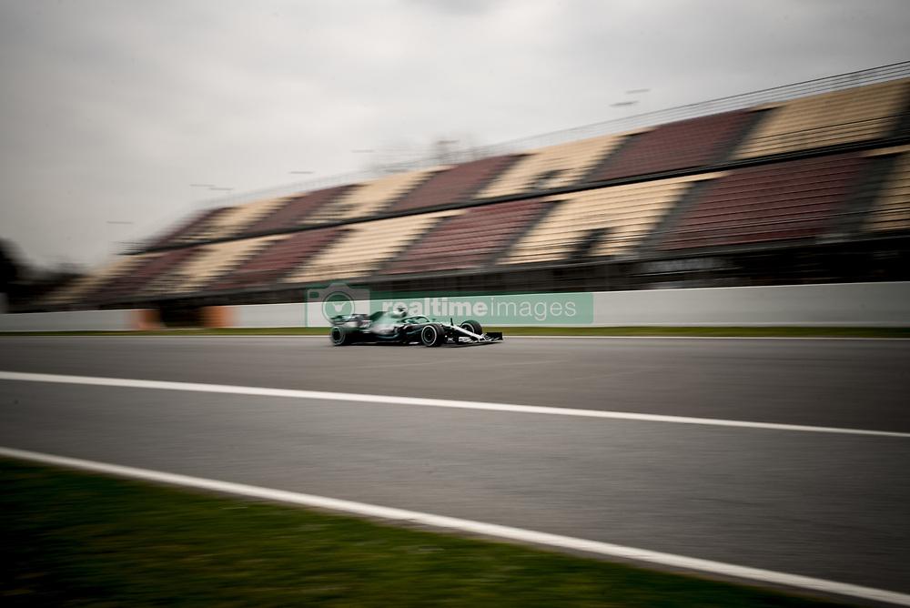 February 20, 2019 - Montmelo, Barcelona, Spain - Valtteri Bottas of Mercedes F1 Team    at the Circuit de Catalunya in Montmelo (Barcelona province) during the pre-season testing session. (Credit Image: © Jordi Boixareu/ZUMA Wire)