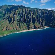 Napali Coast, Kauai, Hawaii, USA