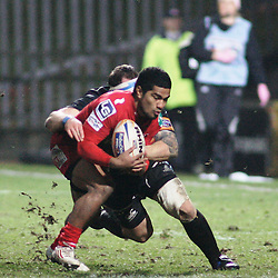 Glasgow Warriors v Scarlets | RaboDirect Pro12 League | 09 February 2012