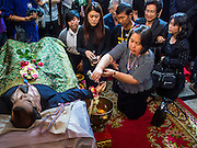 27 JANUARY 2014 - BANGKOK, THAILAND:      PHOTO BY JACK KURTZ