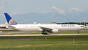 United Airlines Boeing 767-424ER