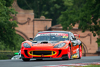 Graham Johnson (GBR) / Mike Robinson (GBR)  #50 PMW Expo Racing/Optimum Motorsport  Ginetta G55 GT3  Ford Cyclone 3.7L V6 British GT Championship at Oulton Park, Little Budworth, Cheshire, United Kingdom. May 28 2016. World Copyright Peter Taylor/PSP.