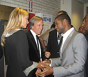 Tommy Hilfiger with girlfriend Dee Ocleppo and Usher .The Dream Concert to raise funds for the Washington, DC, Martin Luther King, Jr National Memorial. -Backstage-.Organized by Quincy Jones, Tommy Hilfiger and Russell Simmons.Radio City Music Hall.New York City, NY, USA .Tuesday, September 18, 2007.Photo By Selma Fonseca/ Celebrityvibe.com.To license this image call (212) 410 5354 or;.Email: celebrityvibe@gmail.com; .