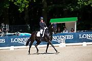 Nicky Greenville - King Edward I<br /> FEI European Championships 2019<br /> © DigiShots