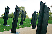 Bronze Memorial to commemorate the New Zealand war dead sited at Hyde Park Corner, London