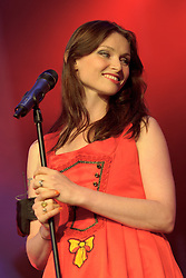 Image ©Licensed to i-Images Picture Agency. 04/07/2014. Oxford, United Kingdom. Cornbury Festival. Sophie Ellis Bexter performs at Cornbury Music Festival. Picture by i-Images