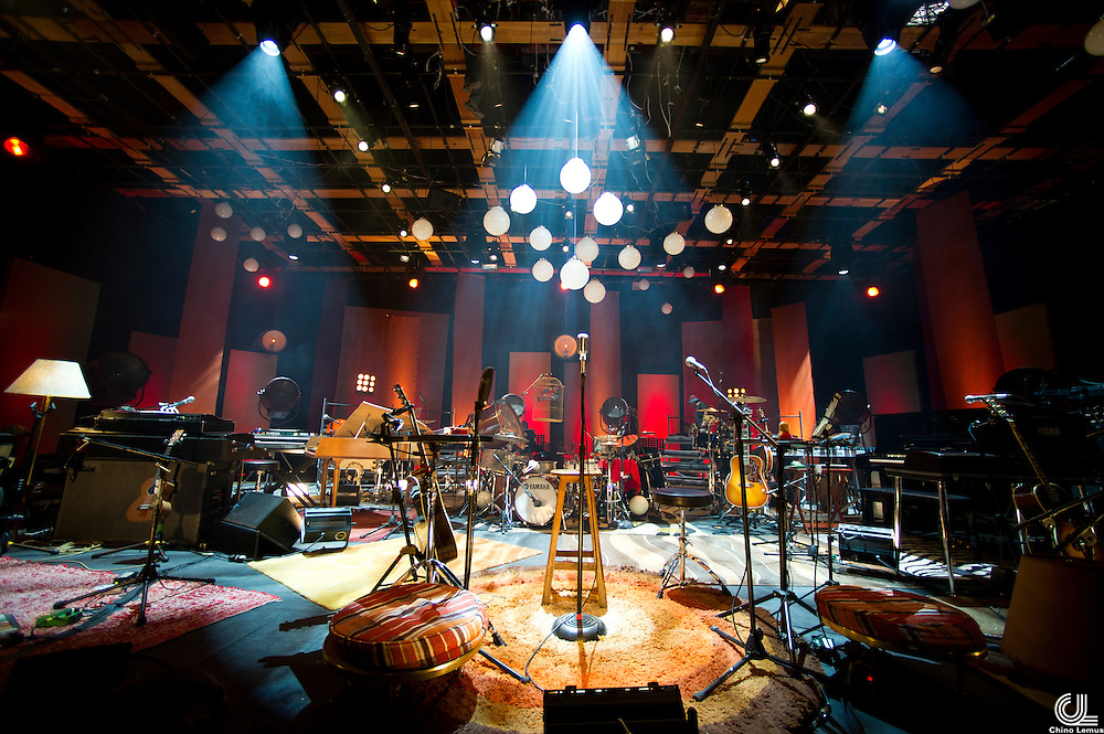 Zoe.MTV Unplugged.Estudios Churubusco.15/03/2011.Photo © Chino Lemus.