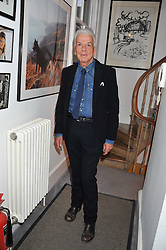 NICKY HASLAM at a dinner hosted by Bella Freud for German artist Marcel Odenbach at her home 275 Kensal Road, London W10 on 6th June 2011.