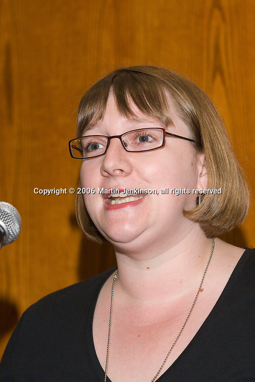 Jane Aitchison PCS DWP Group President speaking at the Union's Women's Seminar...© Martin Jenkinson, tel 0114 258 6808 mobile 07831 189363 email martin@pressphotos.co.uk. Copyright Designs & Patents Act 1988, moral rights asserted credit required. No part of this photo to be stored, reproduced, manipulated or transmitted to third parties by any means without prior written permission