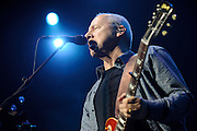 Photos of Mark Knopfler of Dire Straits performing at the Fox Theater in St. Louis on April 22, 2010.