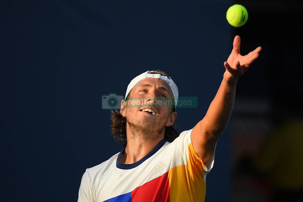 August 29, 2017 - New York, USA - Lucas Pouille  (Credit Image: © Panoramic via ZUMA Press)