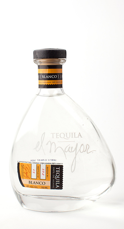 El Mayor Blanco -- Image originally appeared in the Tequila Matchmaker: http://tequilamatchmaker.com