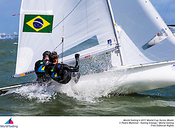 The first stop of World Sailing's 2017 World Cup Series will see over 450 competitors race across the ten Olympic classes from Regatta Park at Coconut Grove, Miami from 24 – 29 January. Image free of editorial rights. @Jesús Renedo / Sailing Energy / World Sailing