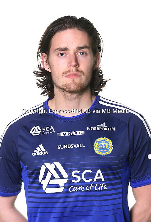 Robin Tranberg<br /> Halvfigur<br /> @leverans<br /> Allsvenskan 2016<br /> Fotboll