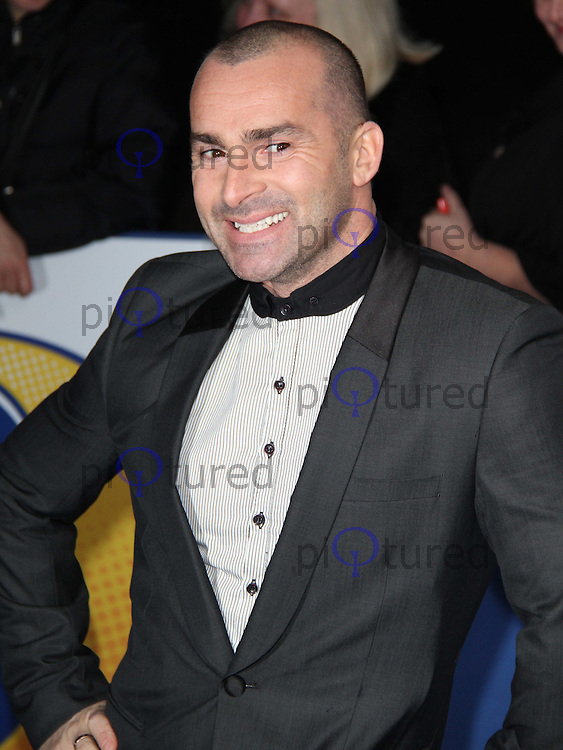 Louie Spence British Comedy Awards, O2 Arena, London, UK, 22 January 2011: Contact: Ian@Piqtured.com +44(0)791 626 2580 (Picture by Richard Goldschmidt)