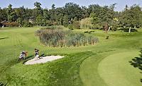 DELFT - Hole 4, Golfclub Concordia. FOTO KOEN SUYK