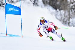 Downhill, SALCHER Markus, LW9-1, AUT at the WPAS_2019 Alpine Skiing World Championships, Kranjska Gora, Slovenia