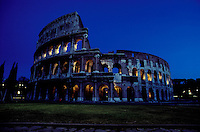 Italie - Latium - Rome - Le Colisée