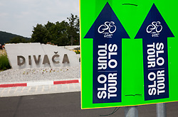 Divaca during Stage 1 of 24th Tour of Slovenia 2017 / Tour de Slovenie from Koper to Kocevje (159,4 km) cycling race on June 15, 2017 in Slovenia. Photo by Vid Ponikvar / Sportida