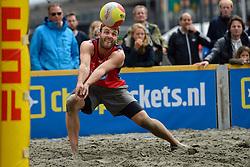 20150621 NED: Wildcard WK Beachvolleybal, Amstelveen<br /> In Amstelveen werd er voor de laatste ticket voor het WK gestreden / Marco Daalmeijer