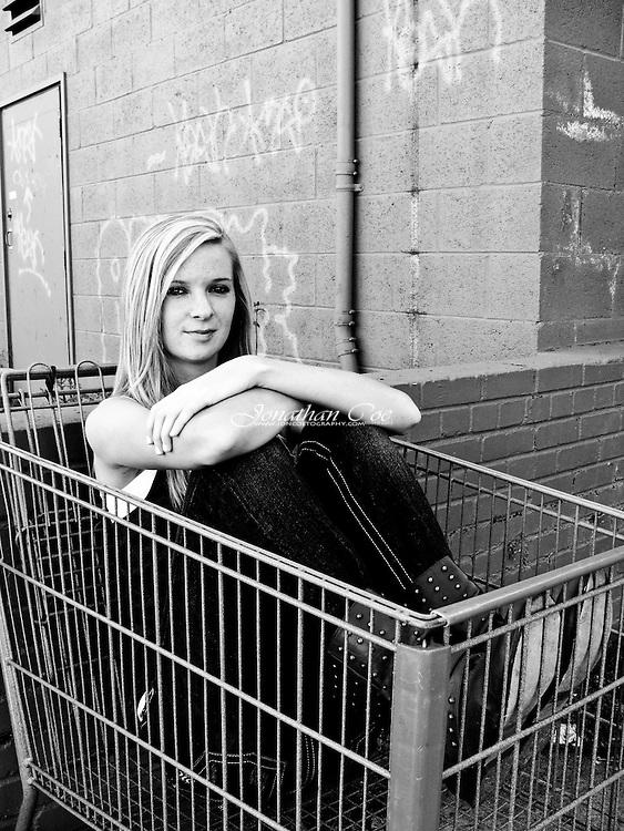 Model: Jennifer Dougherty<br /> Location: Fresno, CA